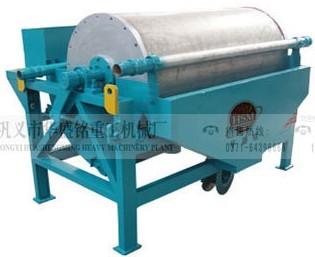 河沙磁选机技术奠定基础 铁矿磁选机设备