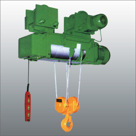MD1型电动葫芦/MD1型双速电动葫芦