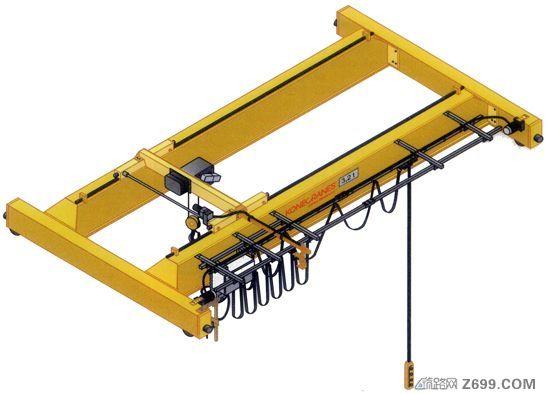 安徽六安LH型葫芦桥式起重机