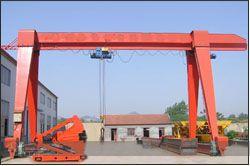 安徽滁州MH型葫芦门式起重机