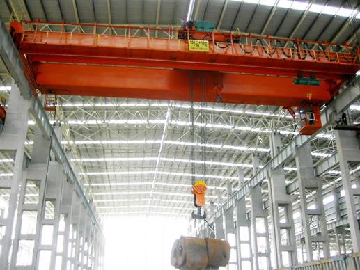 安徽铜陵QD型吊钩桥式起重机