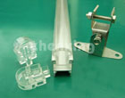 pc管、pc包装管、pc透明筒、透明pc筒、日光灯pc管