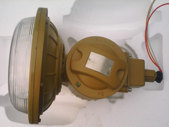 SBD1105-YQL120A免维护节能防爆灯