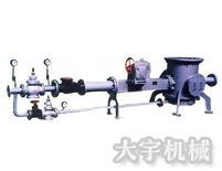 料封泵低压力输送