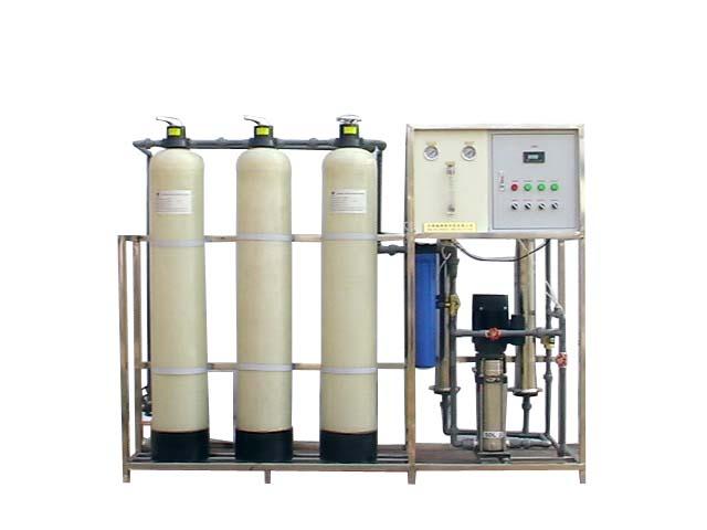 济南纯净水厂设备