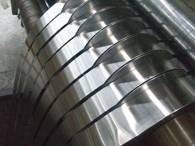 国标生产发条弹簧用不锈钢带、304不锈钢带材