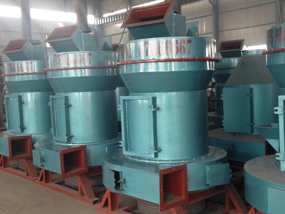 以时代发展为首任雷蒙磨粉机创绿色市场