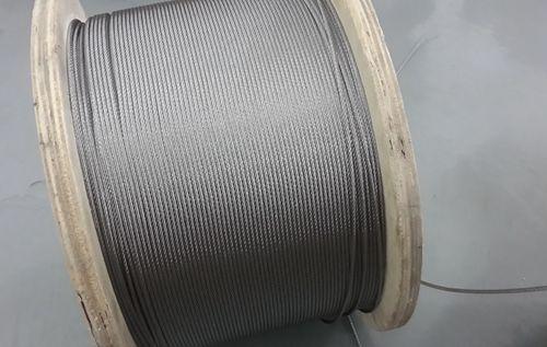 供应316光面钢丝绳