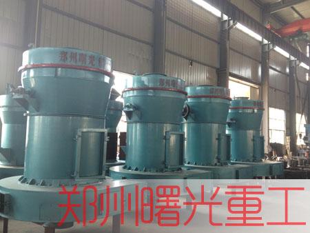 雷蒙磨粉机加工生产步骤详解