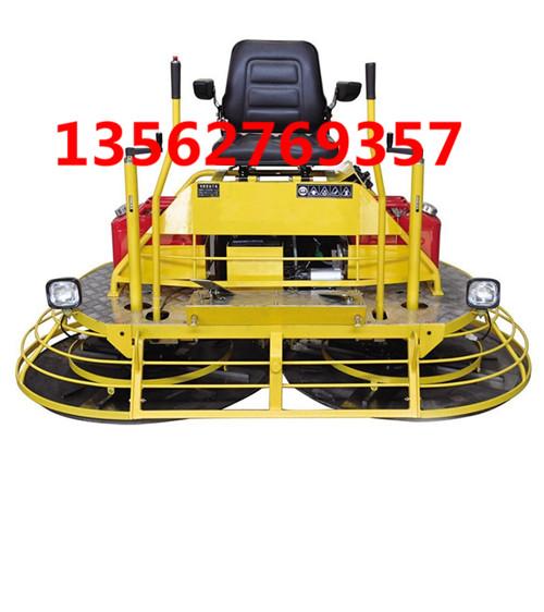 座驾式混凝土收面机 混泥土汽油抹平机出活率更高