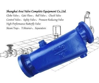 FIG.S13蒸汽汽水分离器,不锈钢汽水分离器