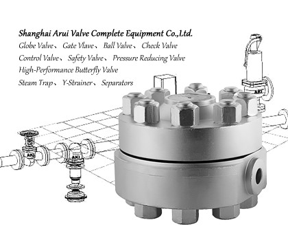 FIG.CTDG螺纹热动力式高压蒸汽疏水阀