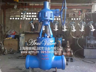 Z560Y-P54100焊接式电站闸阀