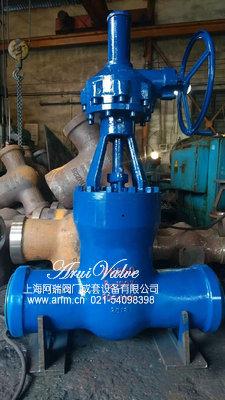 Z560Y-P55100V焊接式电站闸阀