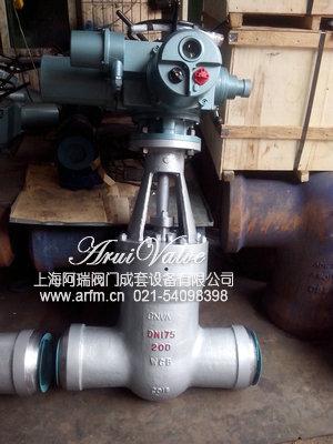 Z960Y-200C电动焊接式电站闸阀