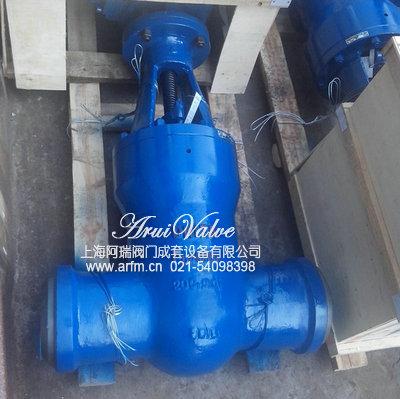 高温高压电站闸阀 Z961Y-P54140V