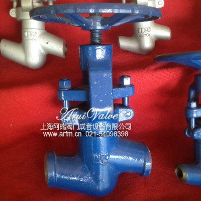Z61Y-320V焊接式电站闸阀