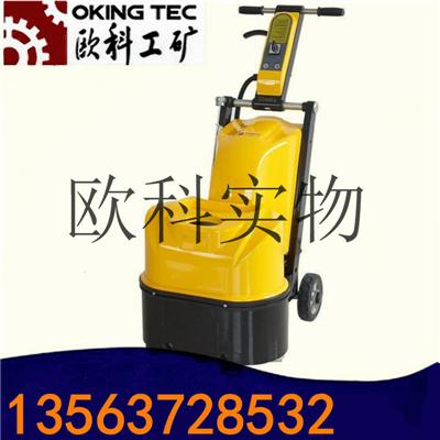 380v研磨抛光机 室内水泥地面抛光机