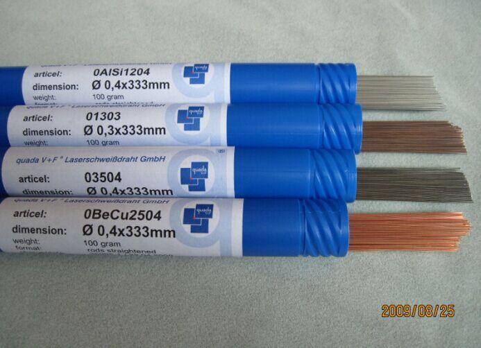 进口NiCrCu焊丝 NiCrFe焊丝 NiCrMo焊丝 纯镍焊丝