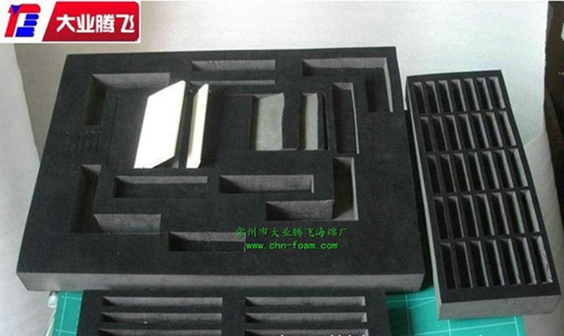 玻璃制品缓冲防护海绵