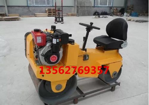 座驾式轧道机厂家 吕梁双钢轮压路机高效率地工程施工