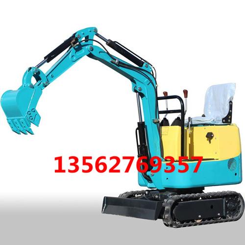 室内微型挖掘机价格 迷你挖土机安全操作规程