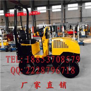 弗斯特2吨压路机质量提升 进口液压主件的全液压压路机