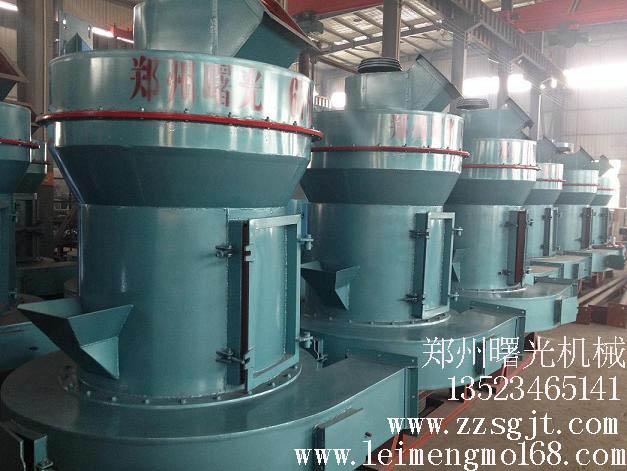 大中型磨粉设备行情及磨损件维护