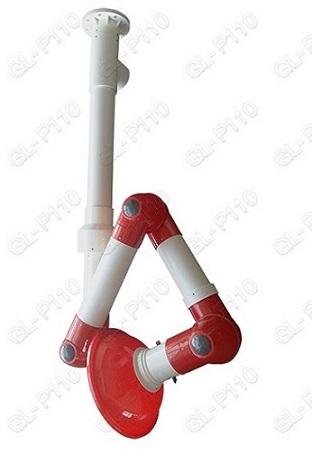 双360度旋转PP万向排风罩 万向排气罩 万向排烟罩