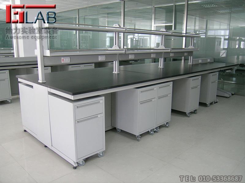 品牌实验室家具全钢实验台报价