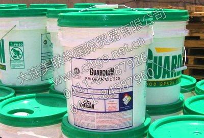 美国进口食品级齿轮油 食品级润滑剂