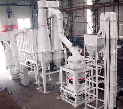三环中速磨粉机经济高效产业升级