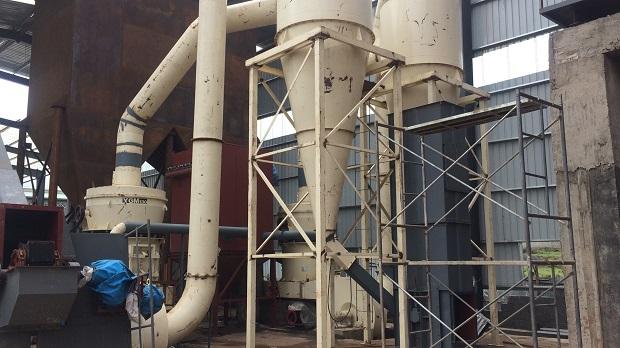 欧版梯形磨粉机生产线配置详情介绍