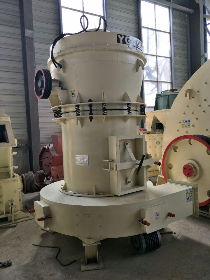 高压悬辊磨粉机性能工艺方面的优势讲解