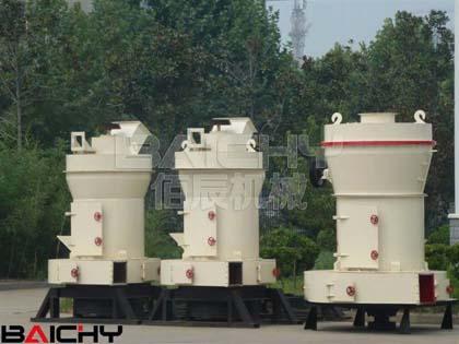 欧版梯形磨粉机低能耗高收益市场热销
