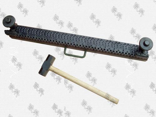 锤式皮带钉扣机锤式输送带钉扣机低价促销锤式钉扣机
