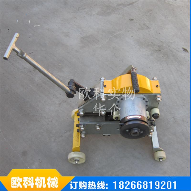 SCBC-6K机械式钢丝绳输送带切割机钢丝绳芯切割机