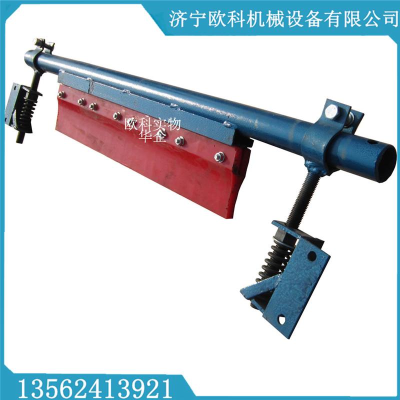 皮带机刮煤机 矿用聚氨酯清扫器P型矿用二级皮带清扫器刮煤机