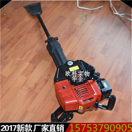 直销各种汽油挖树机 铁秋铲树机便携式起苗机