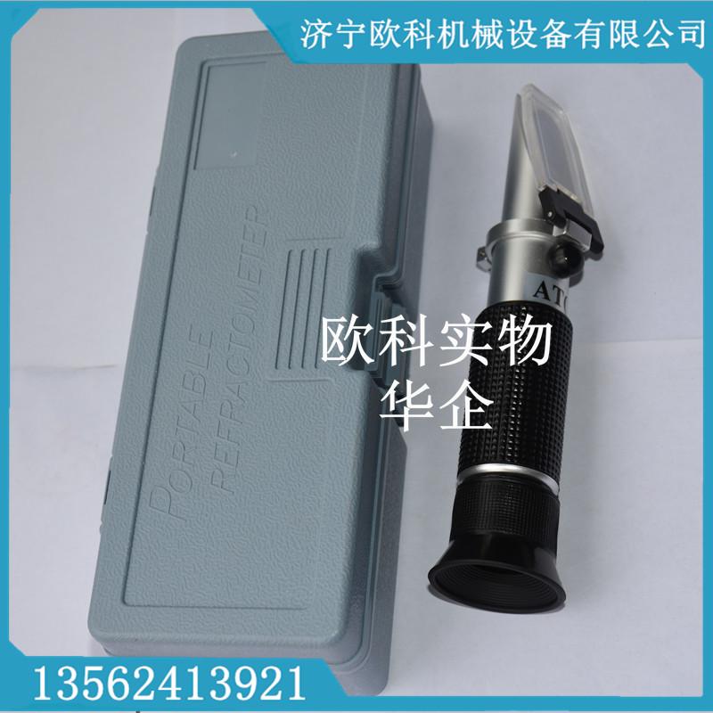 测值准确质量保证乳化液浓度计 折光仪