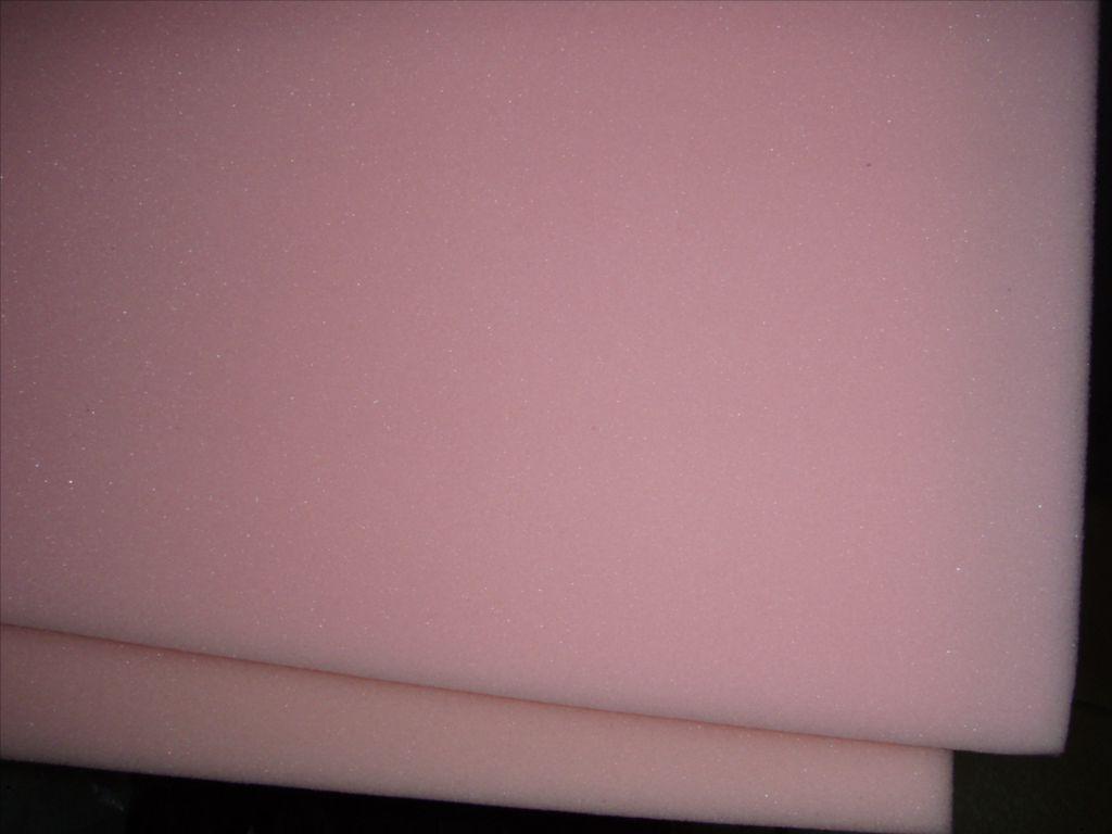 粉红色防静电海绵