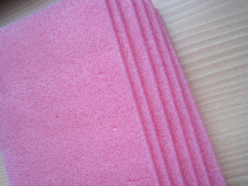 粉红色防静电珍珠棉
