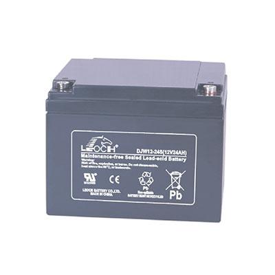 大连Leoch蓄电池DJW1224S