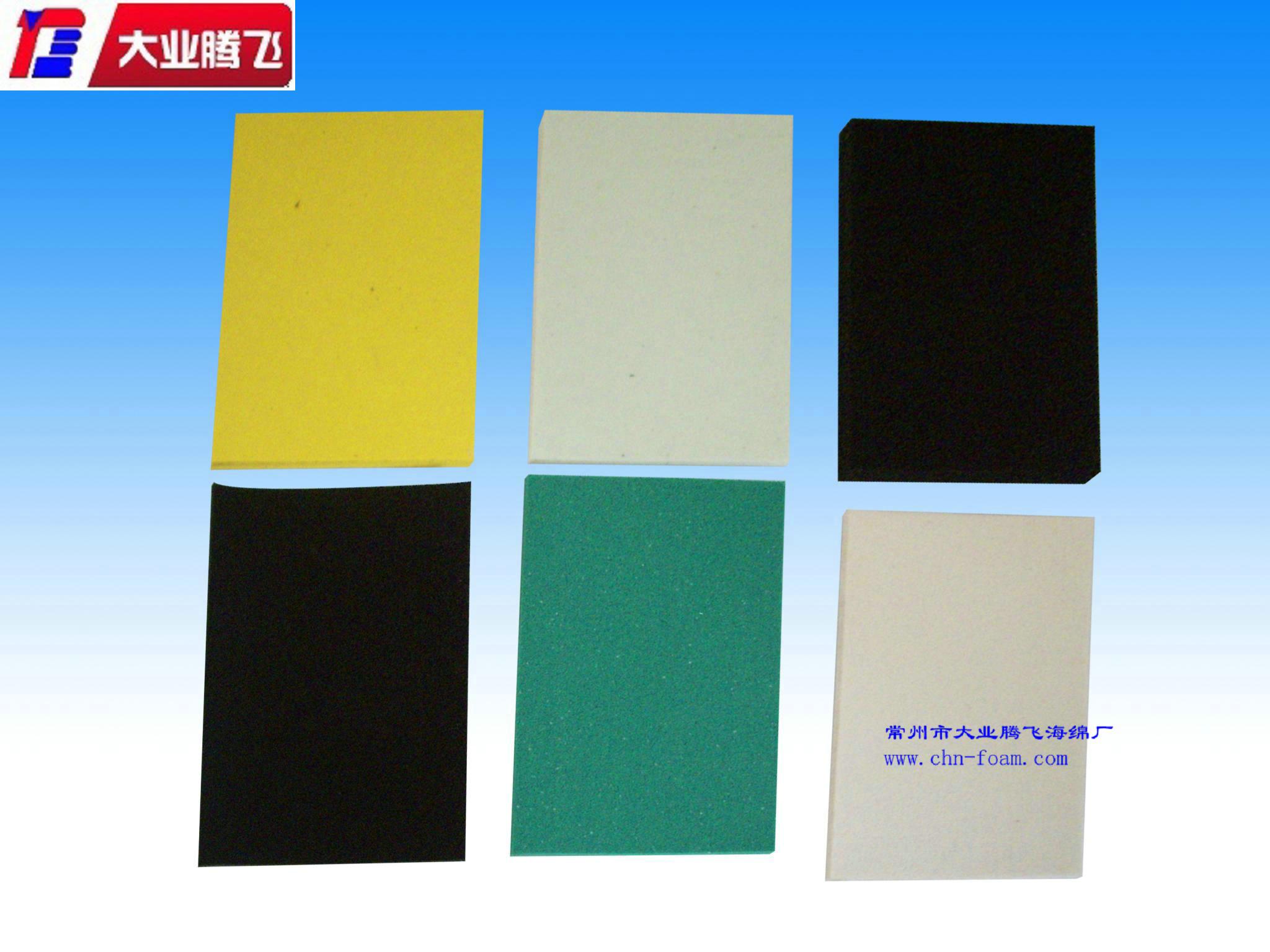 墙体软包海绵防护垫