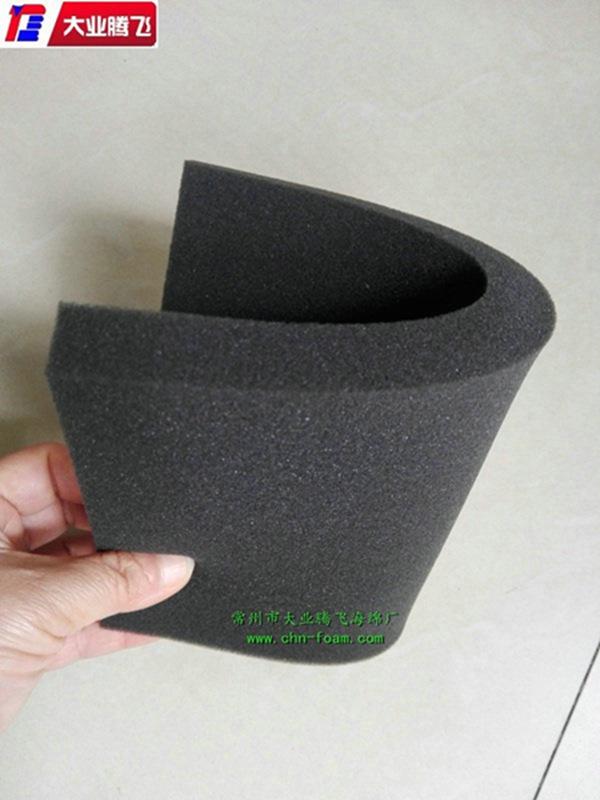 头盔防护用海绵内衬