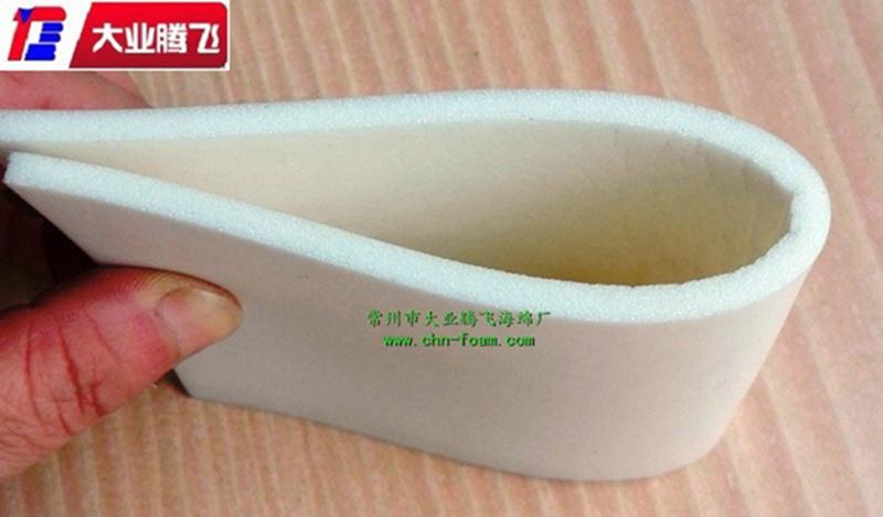 保温产品海绵内衬
