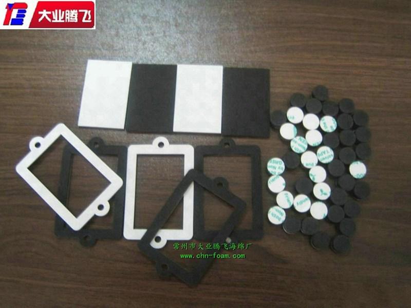 带胶导电成型防震棉