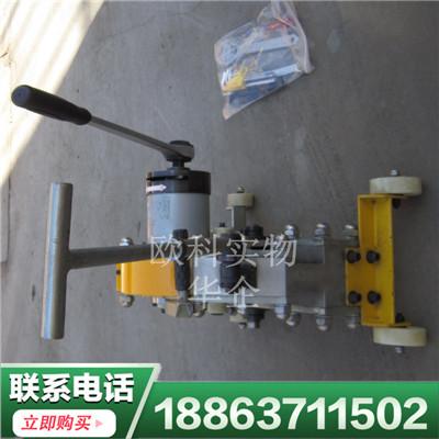便携式钢丝绳芯输送带切割机欧科SCBC抗静电型钢芯切割机