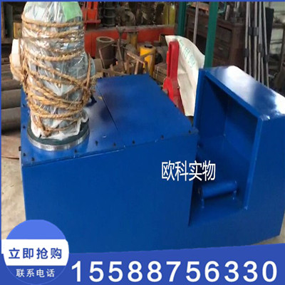 MTZ-1液压锚杆修复调直机矿山锚杆调直机
