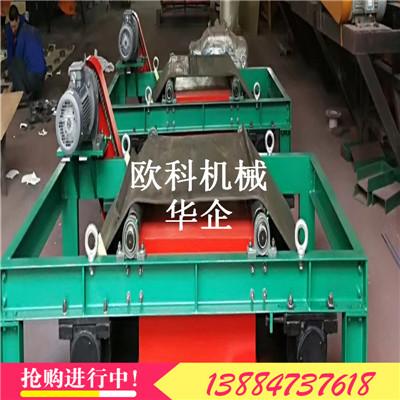永磁自卸式吸铁器销售永磁除铁器自卸式电磁除铁器